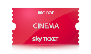 Sky Cinema Ticket Sender