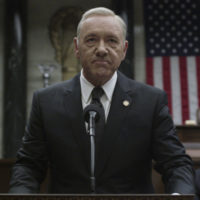 House of Cards mit Kevin Spacey als US-Politiker Frank Underwood